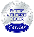 Carrier Factory Authorized Deal logo