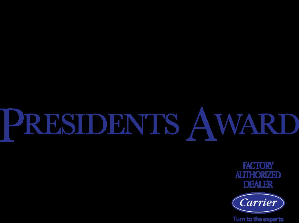 2021 President's Award